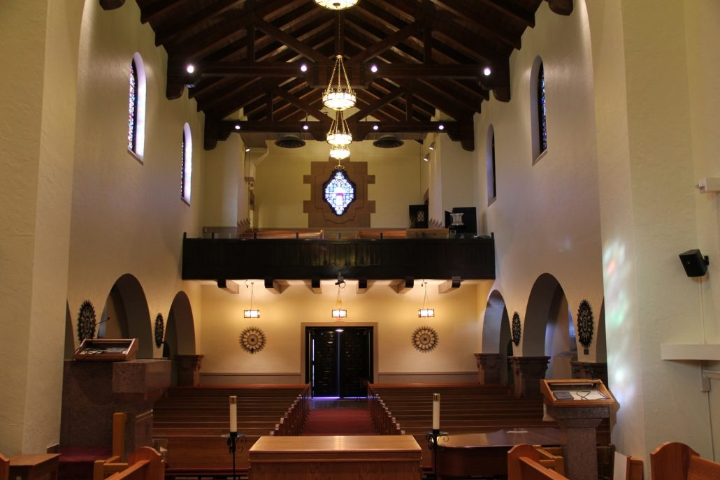 Randolph Afb Church Restoration Knrg Architecture